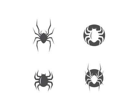 spider  vector for business Stock Illustratie