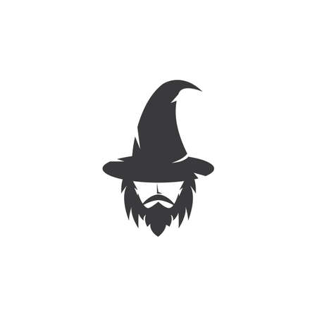 Black Wizard character icon