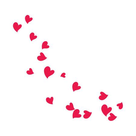 Love backgound illustration vector template