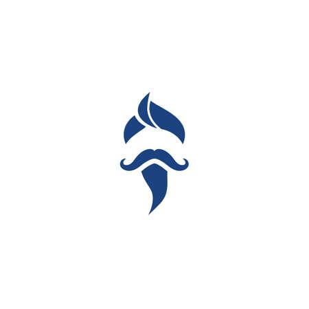 Genie logo illustration vector design