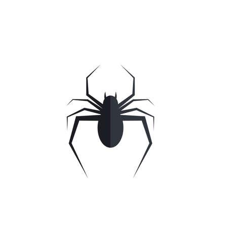 spider     vector template Stok Fotoğraf - 155432947