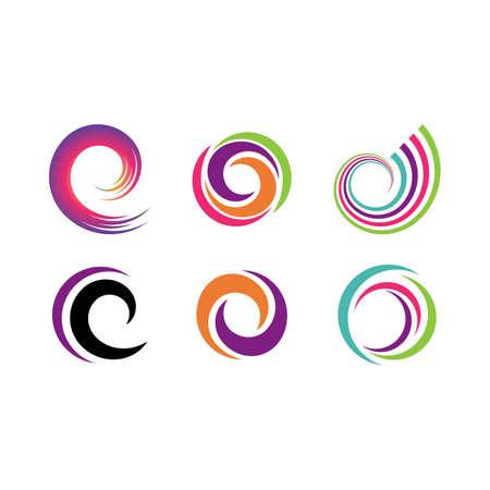 circle   vector icon template