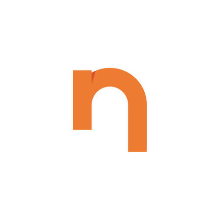 N initial Letter   Template vector