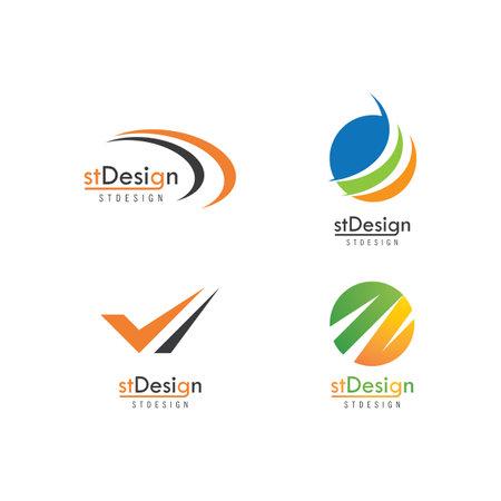 Business Faster logo emplate vector design