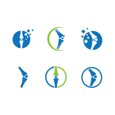 Orthopaedic clinic logo vector design