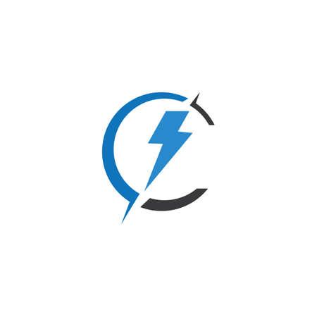 Power lightning vector design