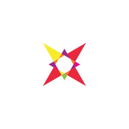 Star Logo illustration vector design