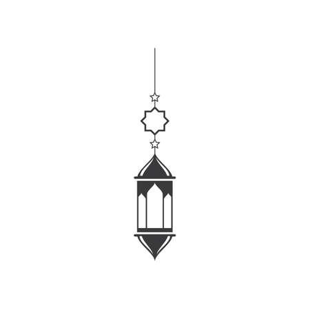 lanterns icon vector illustration design Stock Illustratie