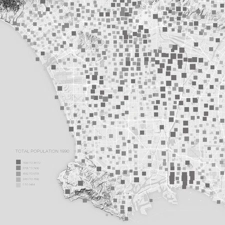 Los Angeles diagram
