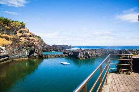 Sexial Lake, Madeira Island, Portugal