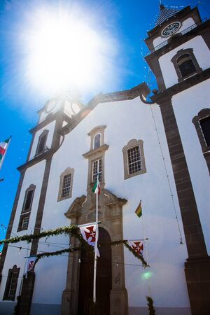 Madeira Island: Church of Santo Antonio