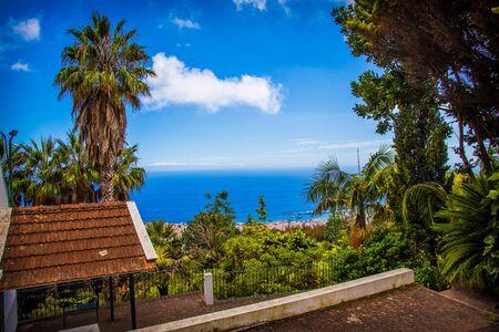 Madeira Island - Tropical Gardens of Monte Palace