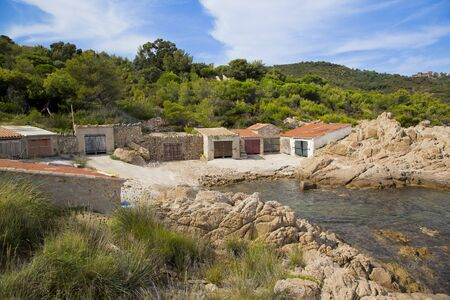 Fisherman's Hut Saint Tropez, France