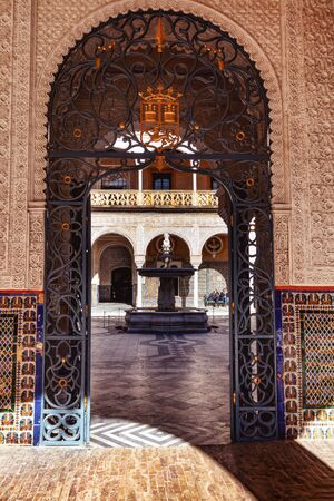 La casa del Pilatos, Séville, Andalousie, Espagne / La casa del Pilatos, Séville, Andalousie, Espagne