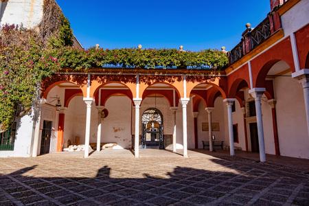 La casa del pilatos, Seville, Andalousie, Espagne / The casa del pilatos, Seville, Andalusia, Spain