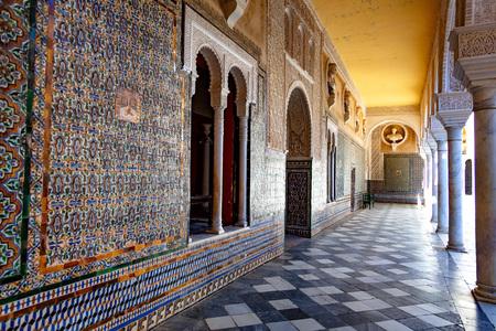 La casa del Pilatos, Séville, Andalousie, Espagne / La casa del Pilatos, Séville, Andalousie, Espagne Éditoriale