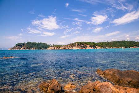 Mediterranean landscape Stock Photo - 21573059