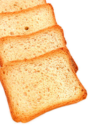 Toasted Bread Snack