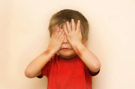 ungeliebt: Ein Eindruck eines Kindes missbraucht.