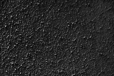 Background of color of black concrete or anthracite. Imagens