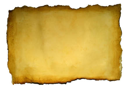 Parchment background on the basis of an old piece of a paper. Stock Photo - 845506