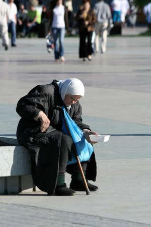 La pobreza y la soledad.