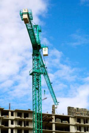 Construction site. Stock Photo - 4917709