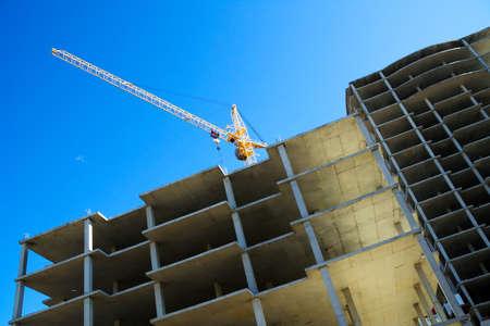 Costruction site. Stock Photo - 4997786