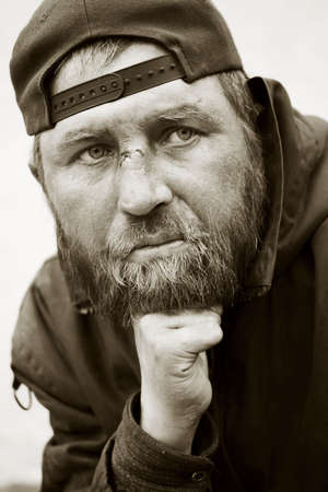 Homeless. photo
