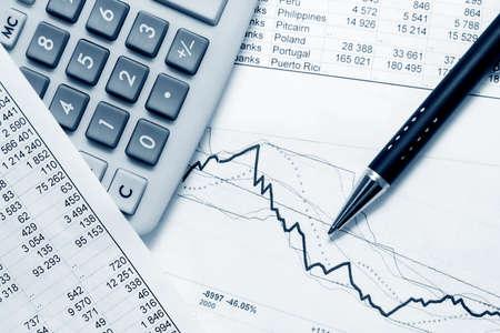 Accounting. Stock Photo - 6503748