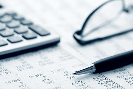 Accounting Stock Photo - 12712735