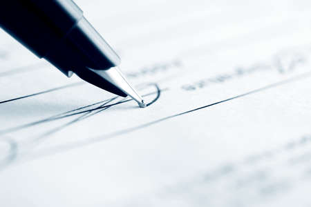 lawyers: Signing contract