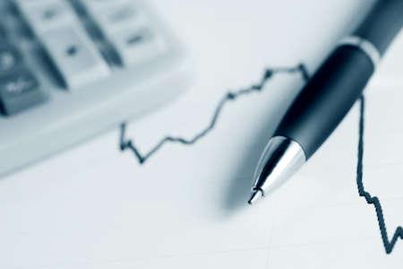 Financial accounting photo