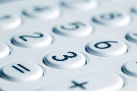 teclado numérico: Calculadora de teclado