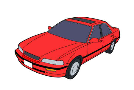 arkadia: Auto Legend on a white background graphics 2