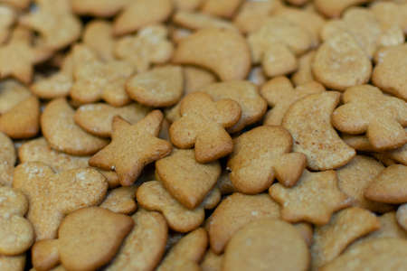 Homemade Gingerbread Gingerbread Cookies for Christmas