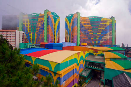 highland: colorful hotel