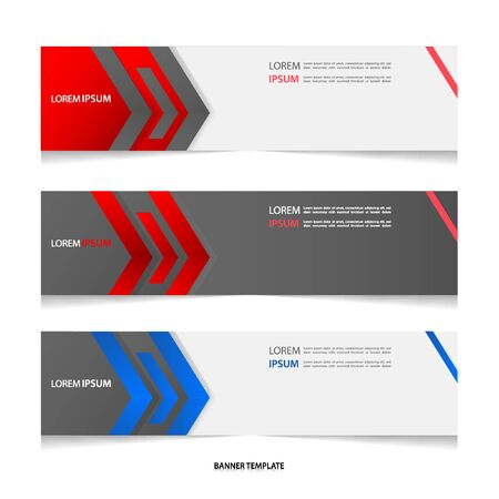 Vector abstract geometric colourful design banner Stock fotó - 129792692