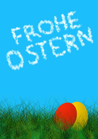 frohe: Frohe Ostern