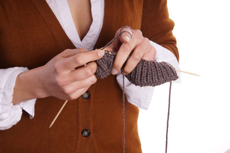 knitting Stock Photo - 17657539