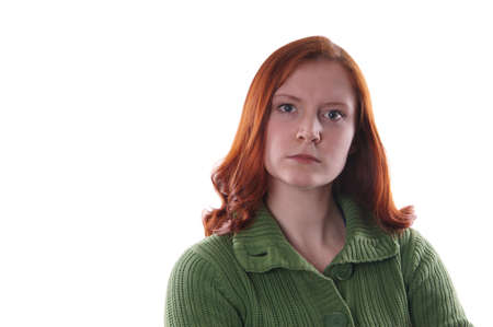 fuming: angry woman