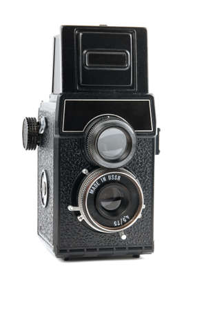 reflex camera: vintage camera