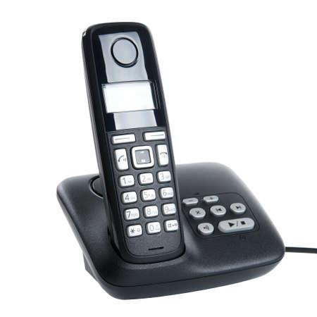 clavados: teléfono DECT inalámbrico con estación de carga y contestador automático