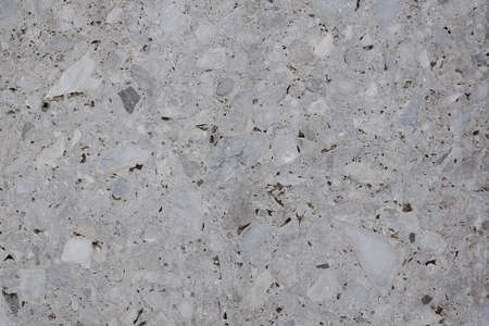 exposed aggregate concrete background texture                              photo