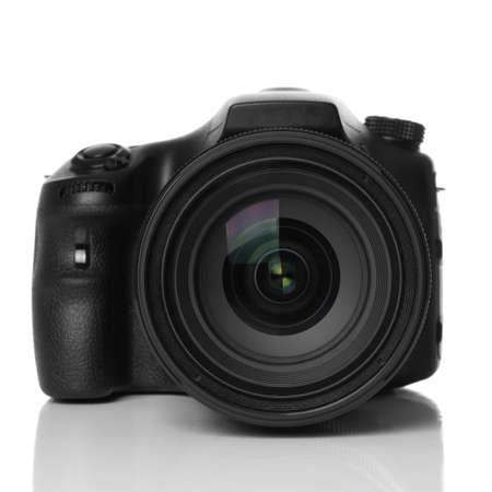 reflex: DSLR digital single lens reflex camera Stock Photo