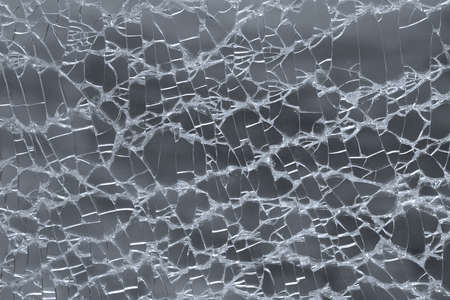 pane: shattered or cracked glass window pane background