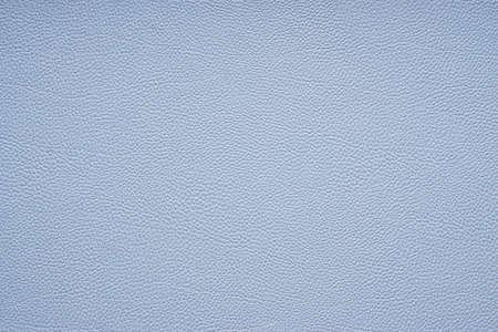 imitation leather: faux o ecopelle texture di sfondo in azzurro Archivio Fotografico