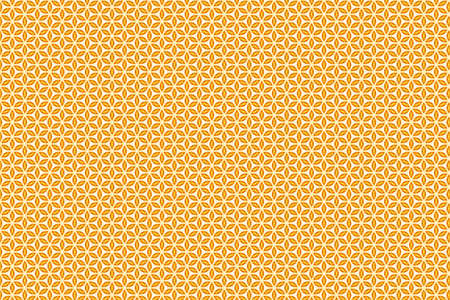 ocher: abstract yellow floral pattern wallpaper background design