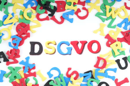 DSGVO is the German version of the general data protection regulation GDPR