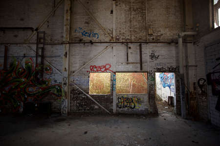 industrie: creepy industrie ruin